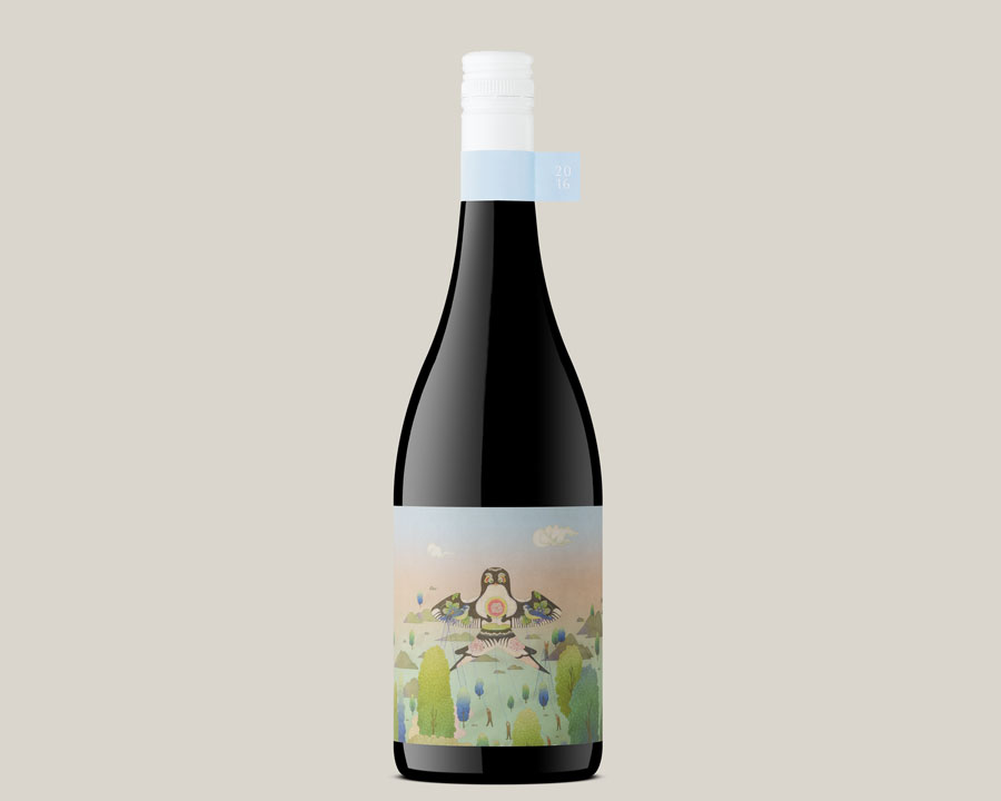Soaring Kite 2016 Adelaide Hills Pinot Noir