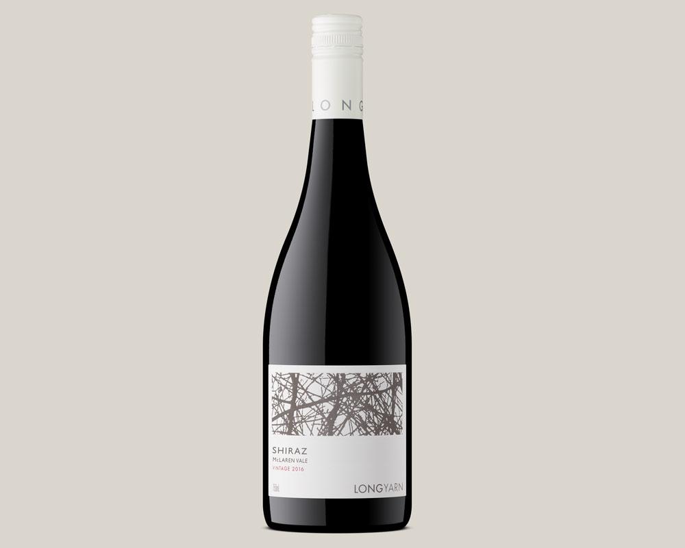 Long Yarn 2016 McLaren Vale Shiraz by Loom Wine