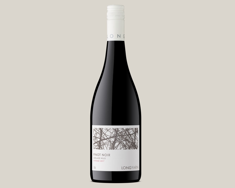 Long Yarn 2017 Adelaide Hills Pinot Noir by Loom Wine