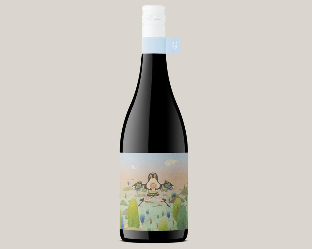 Soaring Kite 2017 Adelaide Hills Pinot Noir by Loom Wine